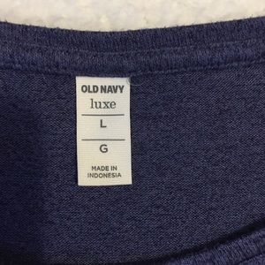 Old Navy Tops - Old Navy Luxe Top